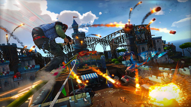Sunset Overdrive sequel not a priority for Insonmiac