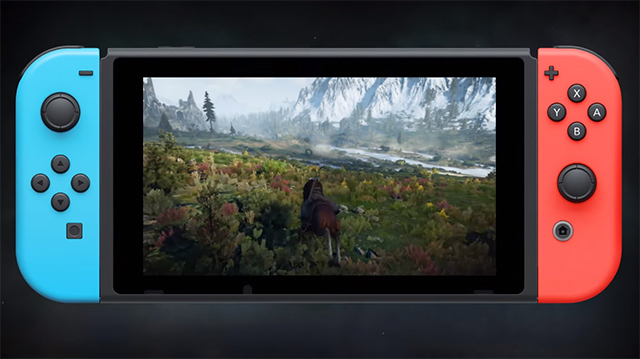 witcher 3 switch release date