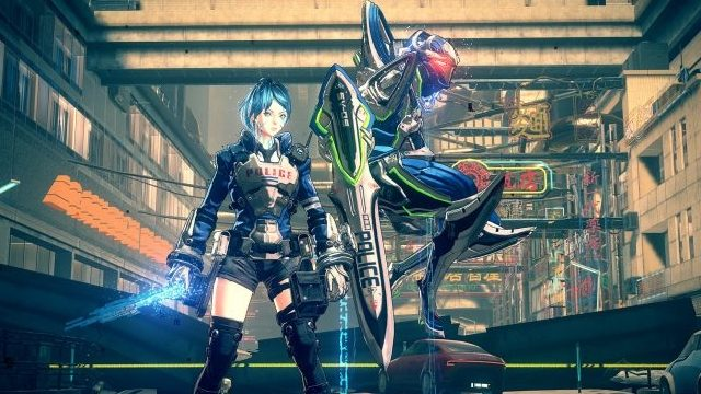 Astral Chain Is there online multiplayer