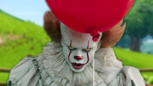 Fortnite Pennywise Skin Release Date