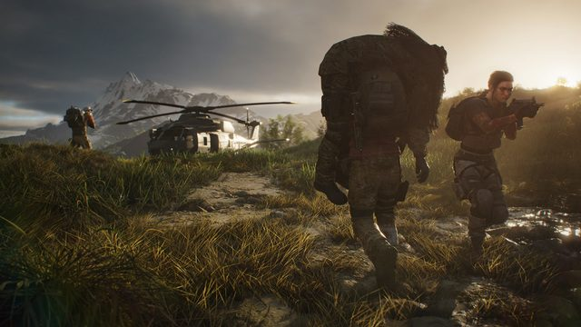 Ghost Recon Breakpoint download size