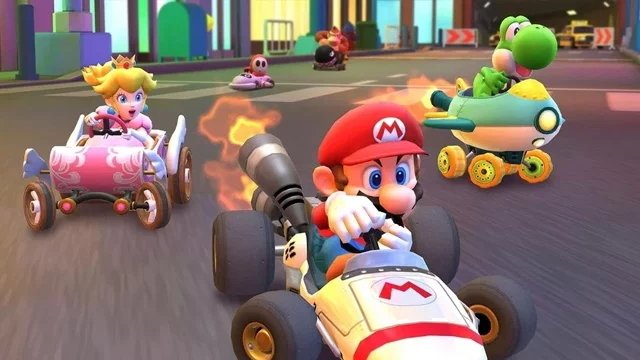 how to change cc in mario kart tour