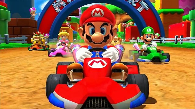 Nintendo Mario Kart Tour Now Officially Available On iOS and Android