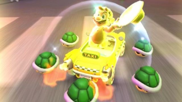 Mario Kart Tour Items List