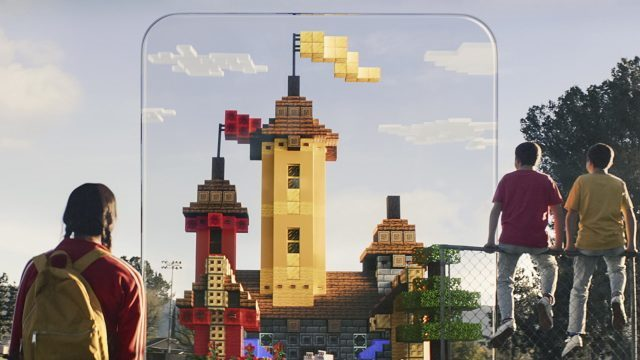 Minecraft Earth Adventures