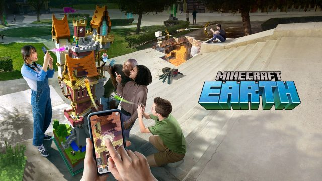 Minecraft Earth invite friends
