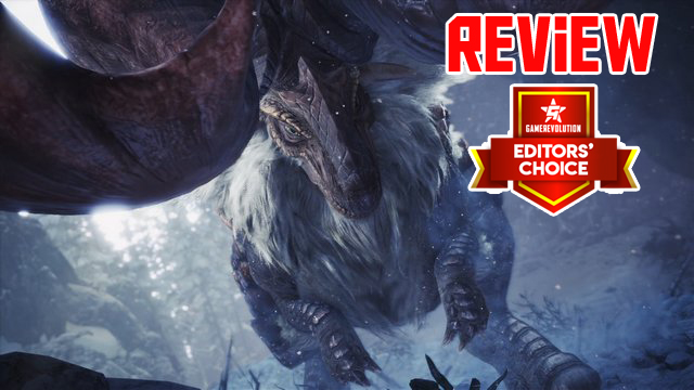 Monster Hunter World Iceborne Review Banbaro Editors Choice