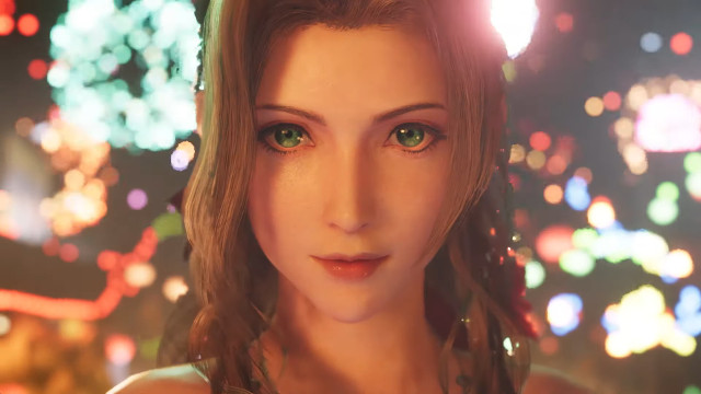 New Final Fantasy 7 Remake trailer