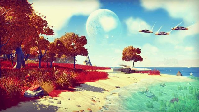 No Man's Sky 2.12 Update