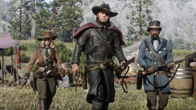 Red Dead Online September Update