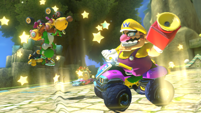 How to unlock challenges in Mario Kart Tour
