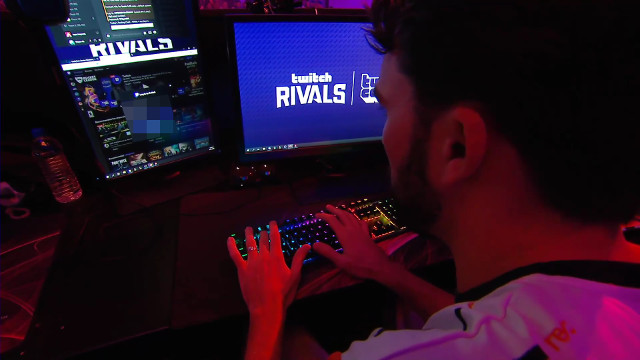Twitch Rivals Cameraman Password Snip3down