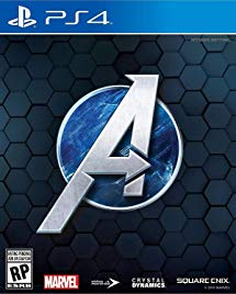 Box art - Marvel's Avengers