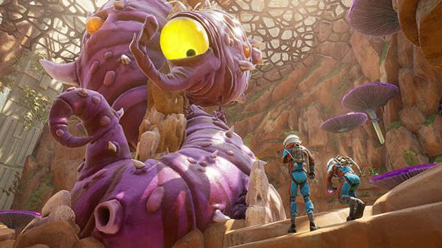 journey to the savage planet co-op preview