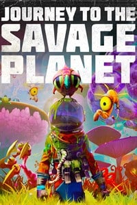 Box art - Journey to the Savage Planet