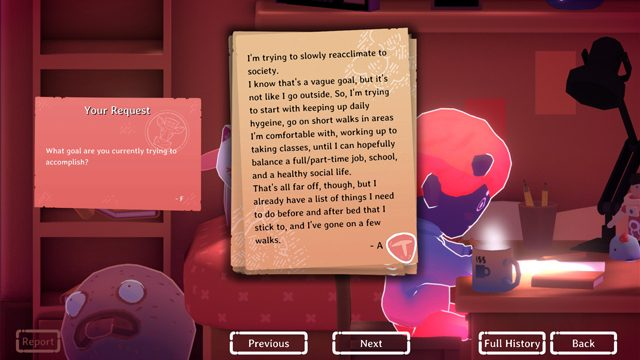 kind words review 3