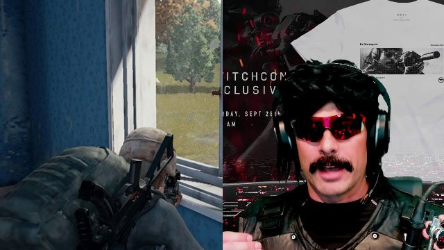 Dr Disrespect claims that PUBG's players are ruining the game