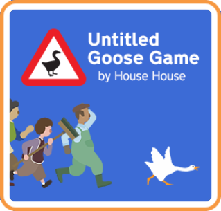 Box art - Untitled Goose Game