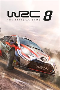 Box art - WRC 8 Review | Racing through rain or shine