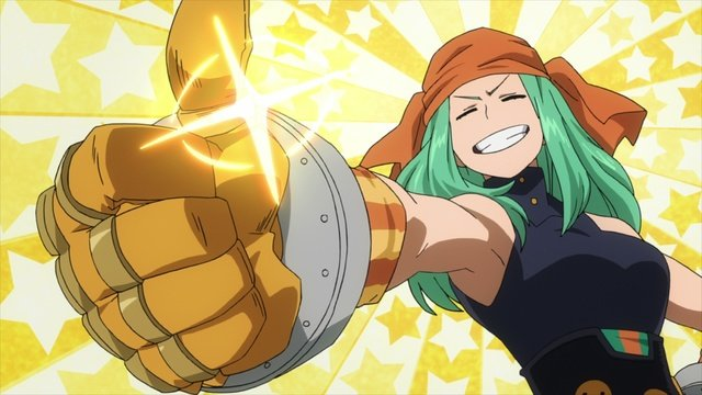 My Hero Academia Episode 65
