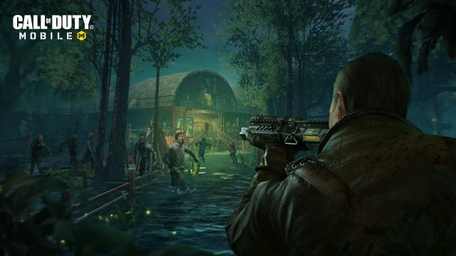 Call of Duty Mobile Zombies release date November