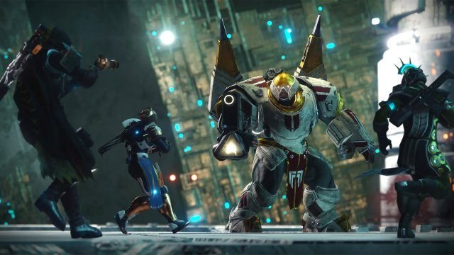 Destiny 2 Free-to-Play PS4