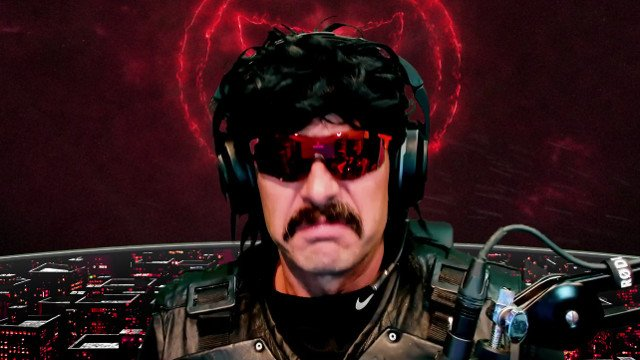 Dr Disrespect Fortnite demonic kids