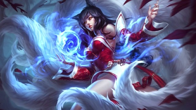 League of Legends casters Ahri
