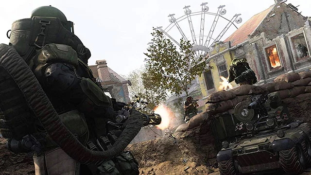 Modern Warfare Battle royale release date