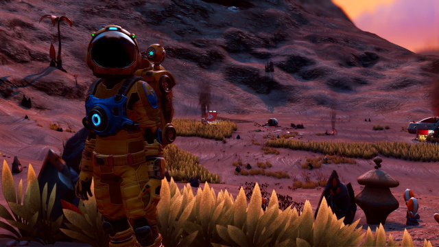 No Man's Sky 2.13 Update