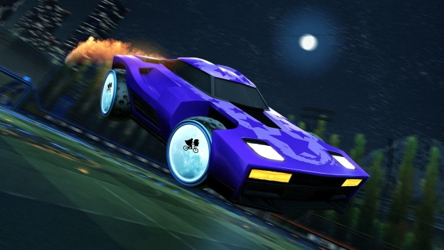 Rocket League 1.68 update
