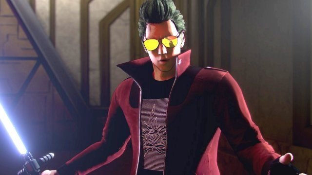 Suda51 and Swery65 secret project No More Heroes 3