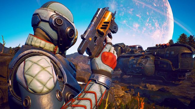 The Outer Worlds Quest Tracking Bug