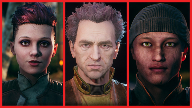 The Outer Worlds Voice Cast Full Actors List Gamerevolution