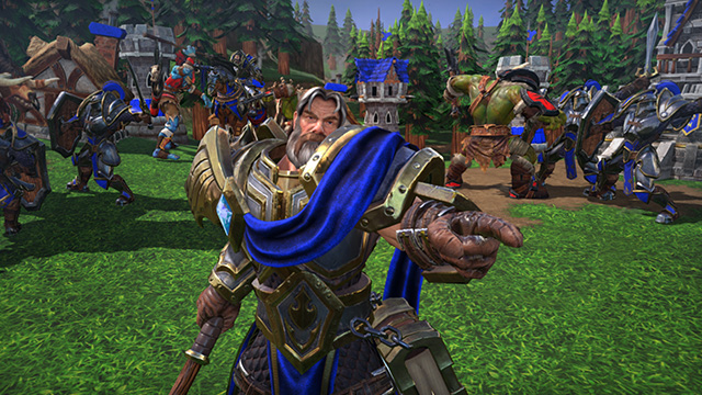Warcraft 3 cheat codes Reforged cheats