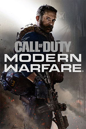 Box art - Call of Duty: Modern Warfare