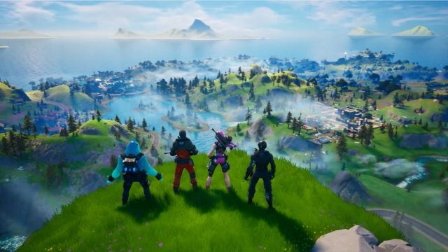Fortnite Season 11 open water mission