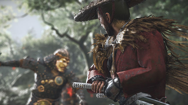 Is Ghost of Tsushima PS4 exclusive