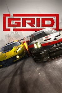 Box art - Grid (2019)