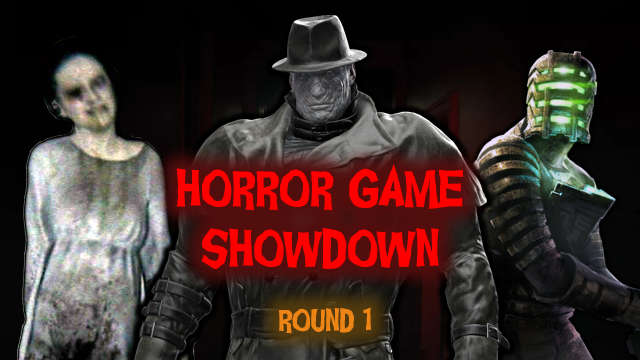 horror game showdown round 1