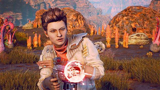 how to heal companions outer worlds