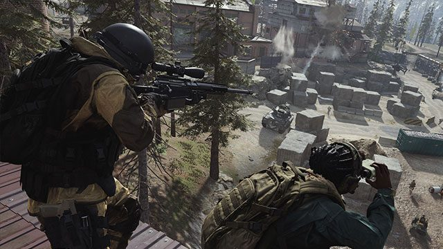 Modern Warfare camping fixes being eyed at Infinity Ward