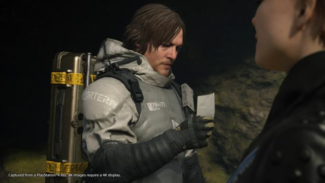 Death Stranding Difficulty Trophies