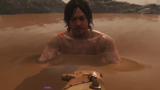 Death Stranding Hot Spring Song