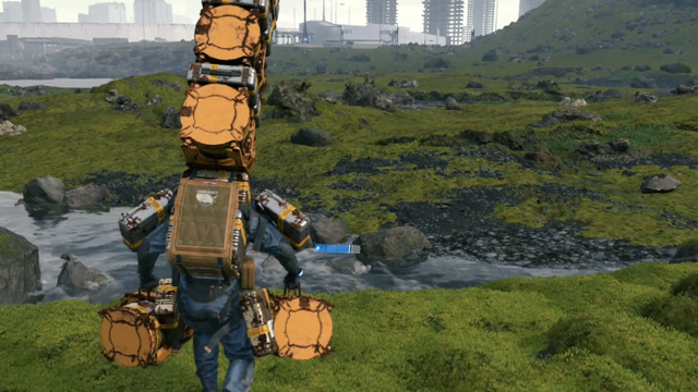 Death Stranding Increase Cargo Weight Limit