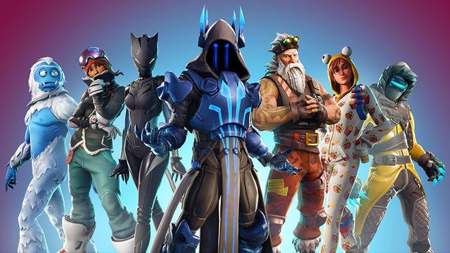 Fortnite 2.45 Update Patch Notes