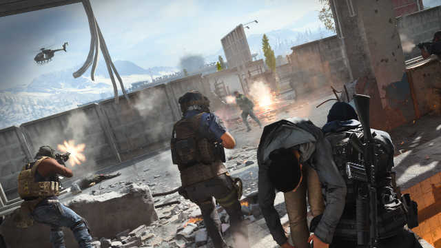 Call of Duty: Modern Warfare Patch Adds New Maps, Nerfs Shotgun