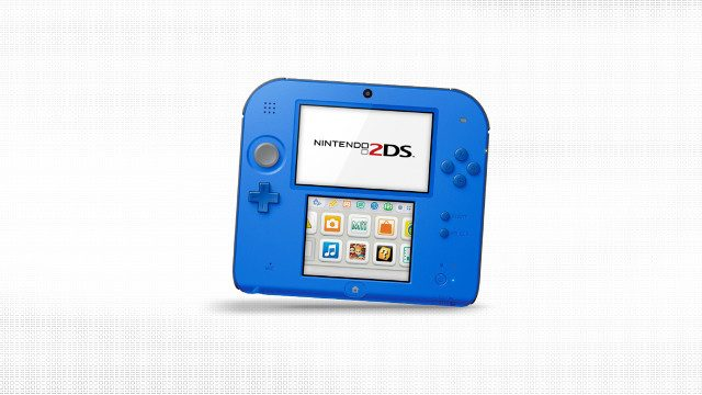 Nintendo 3DS 2DS Side