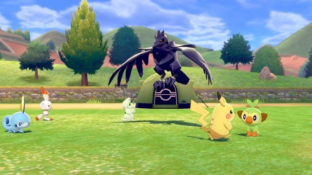 Pokemon Sword and Shield Surprise Trade not working