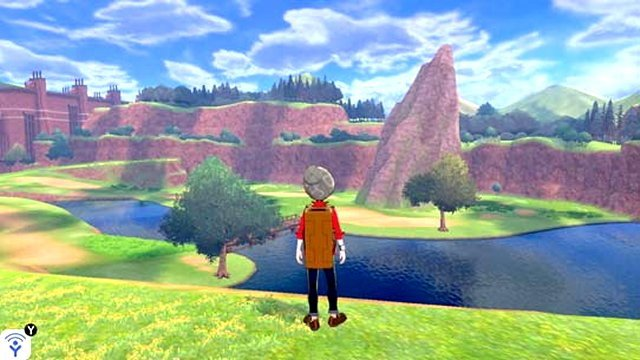 Pokemon Sword and Shield Type: Null